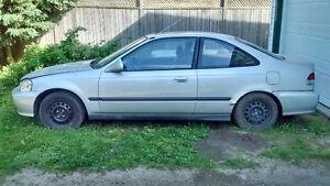 2000 Honda civc si parts