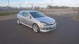 "VAUXHALL ASTRA 1.6iT 16v SRI[EXTERIOR PACK]SPORT HATCH 3 DOOR 2007 ""07"" REG"