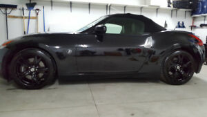 2010 370Z roadster touring convertible