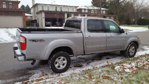 2006 Tundra DBL Cab, TRD Off-road,New tires,New brakes/springs