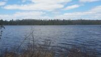 Affordable Waterfront Lot on Hills Lake, Plevna