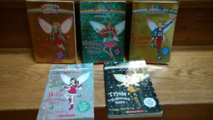 5 Rainbow Magic Special Edition chapter books by Daisy Meadows