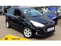 2015 Ford B-MAX 1.6 Zetec 5dr Powershift Automatic Petrol Hatchback