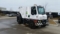 2009 Johnston Allianz Global 4000 Street Sweeper