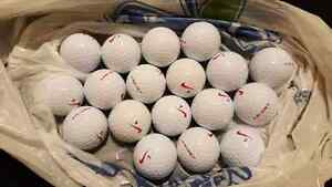 18 NEW Nike PD-LONG golf balls
