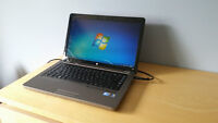 HP 15' Laptop/Notebook with Intel Core i5 and 120GB SSD
