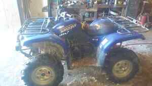 Grizzly 660 2008