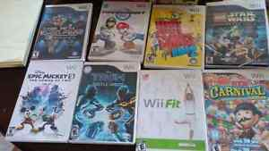 Wii + fit