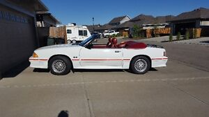 1987 Ford Mustang Fox Body Cobra GT Convertible