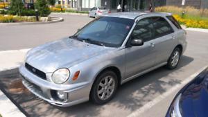 2003 Subaru impreza TS Spécial édition 2.5