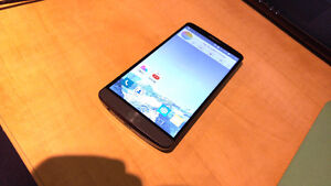 LG G3 - Wireless Charging - Comes with 2 Cases - Extra Battery