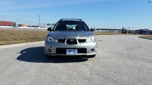 2007 Subaru Impreza Se Wagon cert and etested