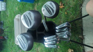 Set of Wilson Left handed Golf Clubs for sale