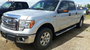 **Sask PST Paid** 2013 Ford F-150 XLT/XTR **$226 Biwkly**