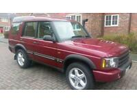 2004 53 LAND ROVER DISCOVERY 2.5 TD5 GS 5STR 5D 136 BHP DIESEL