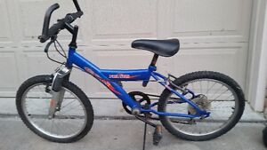 "CCM FALCON BMX BOY'S 16"" BIKE"