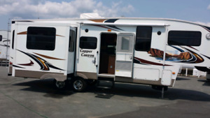 2010 Copper Canyon 273fwret