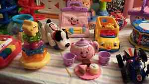 Kids toys fisher price, little tikes and play school Peterborough Peterborough Area image 2