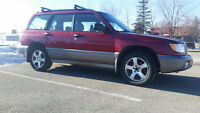 1998 Subaru Forester S SUV, Crossover. CLEAN