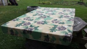 Camper or cottage Mattress very good condition