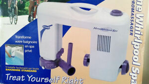 Home Whirlpool Spa Hydromassager