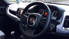 2016 Fiat 500L DIESEL HATCHBACK 1.3 Multijet Manual Diesel MPV