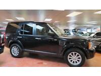 2008 LAND ROVER DISCOVERY 3 2.7 Td V6 SE Auto Sat Nav Full Leather 7 Seats