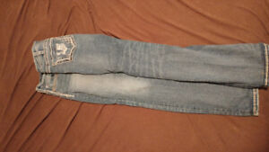 Silver jeans for sale