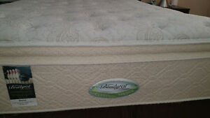 Like New - Queen size Mattress - Beautyrest by Simmons