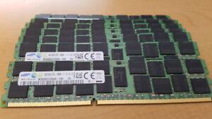 Barette de mémoire 16GB Samsung ECC pour serveur PCL3 12800