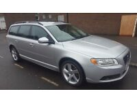 LIKE NEW VOLVO V70 DIESEL 2.4 D5 (57) AUTOMATIC
