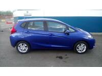 "HONDA JAZZ 1.3 i-VTEC SE CVT 5 DOOR 2015 ""65"" REG 2,800 MILES [LATEST MODEL]"