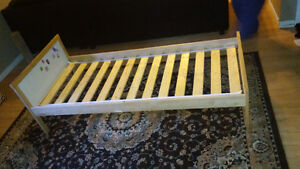 Toddler bed up to 7 years old Kitchener / Waterloo Kitchener Area image 2
