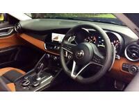 2016 Alfa Romeo Giulia 2.2 JTDM-2 180 Super Automatic Diesel Saloon