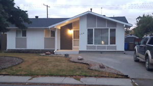Updated family home in quiet North Regina location
