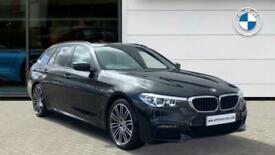 image for 2020 BMW 5 Series 520i M Sport 5dr Auto Petrol Estate Estate Petrol Automatic