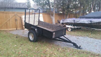 UTILITY TRAILER - Fits ATV & Snowmobile