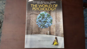 The World of Psychology (Eighth Canadian Edition)