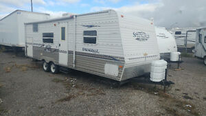 Springedale with bunks we finance $7,900