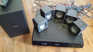 Phillipps Home Theater System
