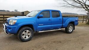 2006 Toyota Tacoma Double Cab 4WD TRD, Safetied, Lady Driven