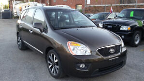 2011 Kia Rondo EX, Hatchback, Leather, Sunroof, 145K, Certified.