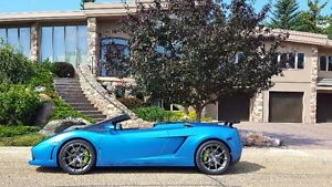 2006 Lamborghini Gallardo 1500HP 6spd spyder **Reduced!**