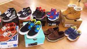 Toddler shoes Variety of brands sizes from 6c to 11c London Ontario image 1
