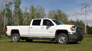 2015 GMC Sierra 2500 HD SLE 4x4 Crew Cab Reduced!