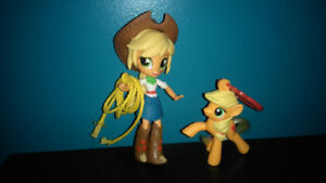 My Little Pony Equestria Girl mini Applejack