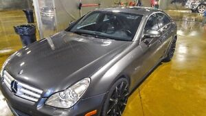 2007 Mercedes-Benz CLS-Class 6.2L AMG Coupe (2 door)