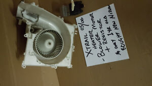 Xtrail 05/06 Heater Blower Motor with Resistor  .Nissan OEM..
