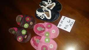 Baby Girls Shoes -- assorted