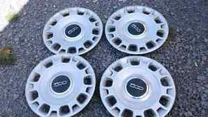 Hubcaps  for  fiat 500